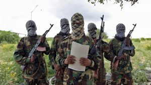 В центре Сомали прогремел взрыв