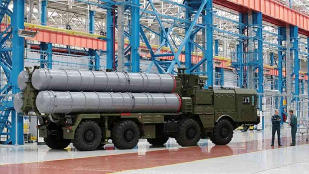 Договор напоставку Индии С-400 «Триумф» подпишут совсем скоро