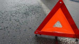 В центре Москвы иномарка насмерть сбила сотрудника ГАИ