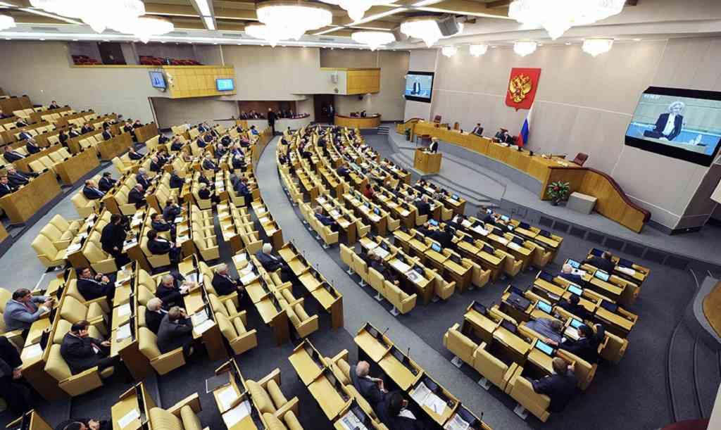 В государственной думе приняли закон оСМИ- иноагентах