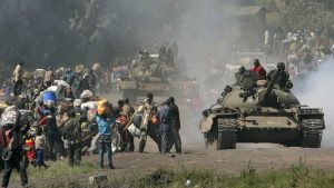 Силы безопасности Конго убили 18 беженцев из Бурунди