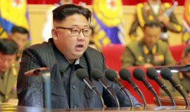 лидер Северной Кореи Ким Чен Ын