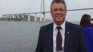 Скончался торгпред России в Нидерландах Александр Черевко