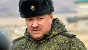 В Сирии погиб генерал российской армии Валерий Асапов