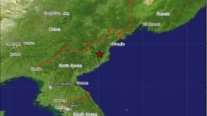 Сейсмические явления в КНДР имеют природное происхождение