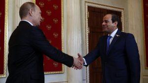 Президенты России и Египта осудили проявления насилия в Мьянме