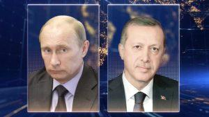 Путин и Эрдоган проведут встречу в Анкаре 28 сентября