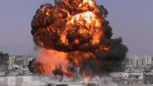 В провинции Идлиб взорвалась фабрика бомб джихадистов «Тахрир аль-Шам»