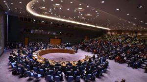 Россия отклонила проект резолюции США по предполагаемой химатаке в Думе
