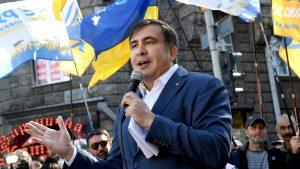 Украина — последний политический шанс для Саакашвили