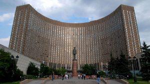 Тринадцать гостиниц Москвы получили анонимные сообщения о минировании