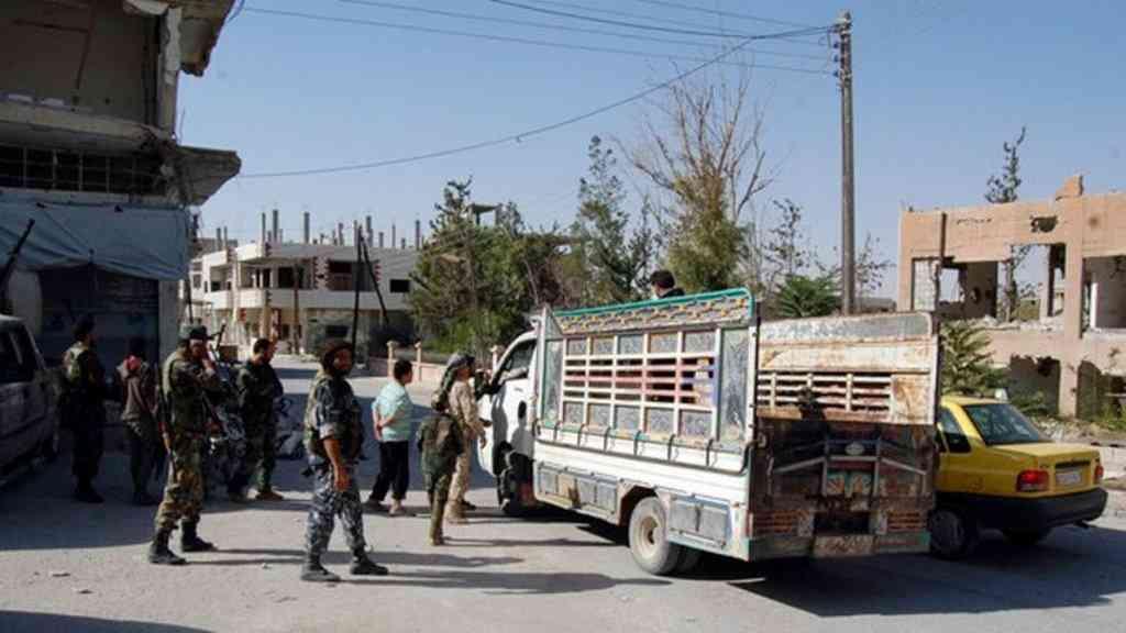 Затри недели исламские боевики убили 128 мирных граждан вХомсе