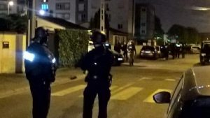 Полиция Франции провела задержания из-за подготовки покушений на политиков