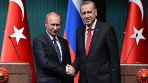Россия и Турция обсуждают переход на нацвалюту во взаиморасчётах