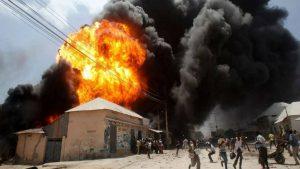 Как минимум 358 человек погибло при взрыве в Сомали