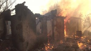 Донбасс. Оперативная лента военных событий 03.10.2017