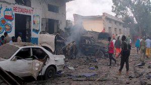 В Сомали схватили боевиков, атаковавших отель