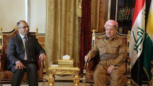 Председатель парламента Ирака встретится с главой Курдистана