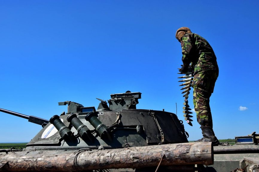 ВСУ 41 раз нарушили перемирие вДНР засутки