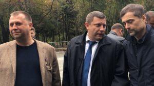 В Ростове-на-Дону открыли памятник героям Донбасса