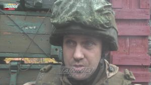 Dutch volunteer Pascal told about himself and self view on Donbass conflict