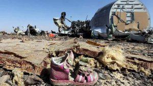 Семьи погибших в авиакатастрофе А321 над Синаем подали иск