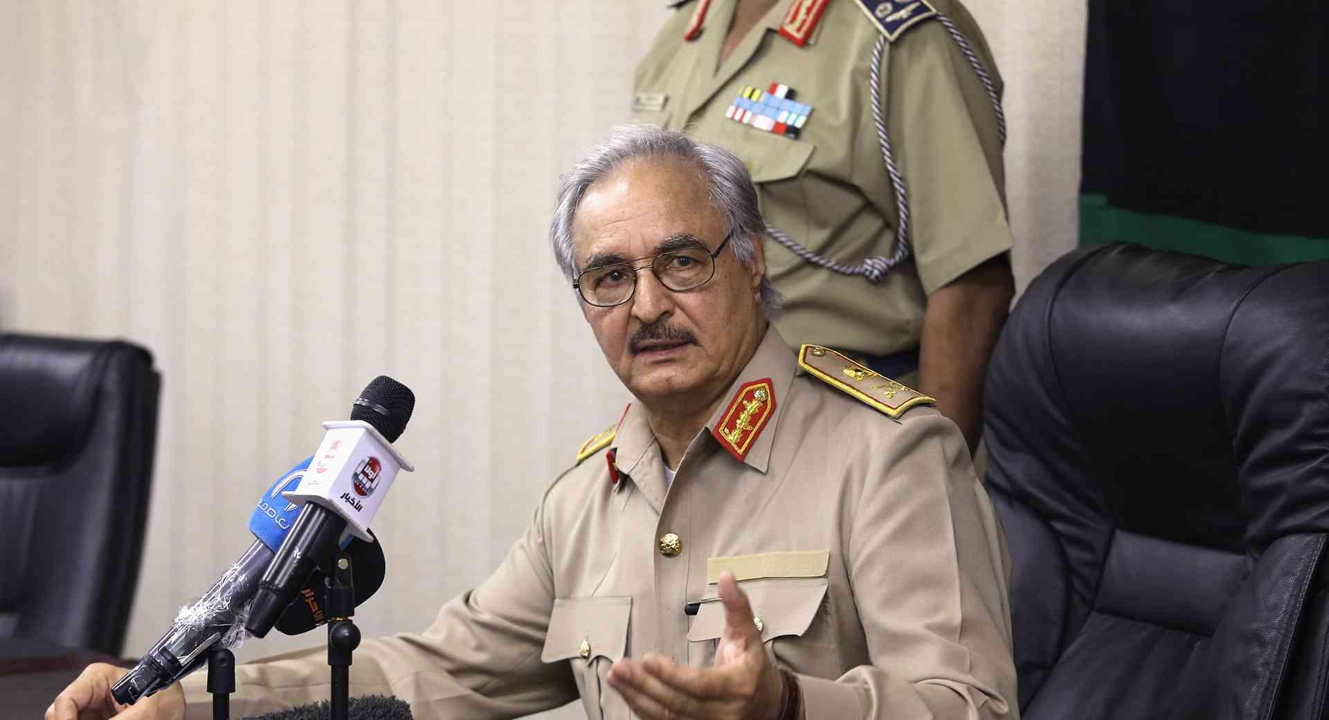 В парламенте Ливии отметили вклад России в подготовку национальной армии
