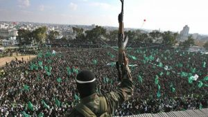 ХАМАС обвинил США во вмешательстве в дела палестинцев