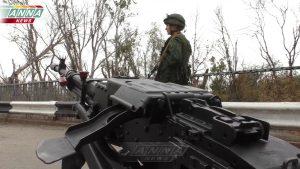 Киев вновь сорвал отвод сил у Станицы Луганской