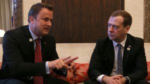 Премьер Люксембурга призвал Европу и РФ к переговорам
