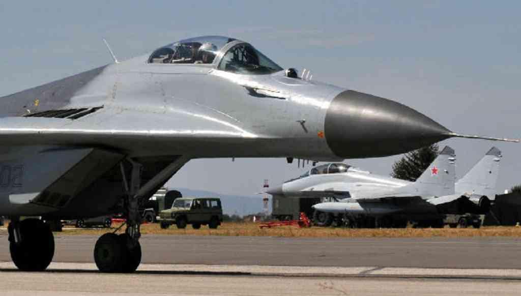 ВКС РФ испытают новейшее оружие наМиГ-29СМТ вСирии