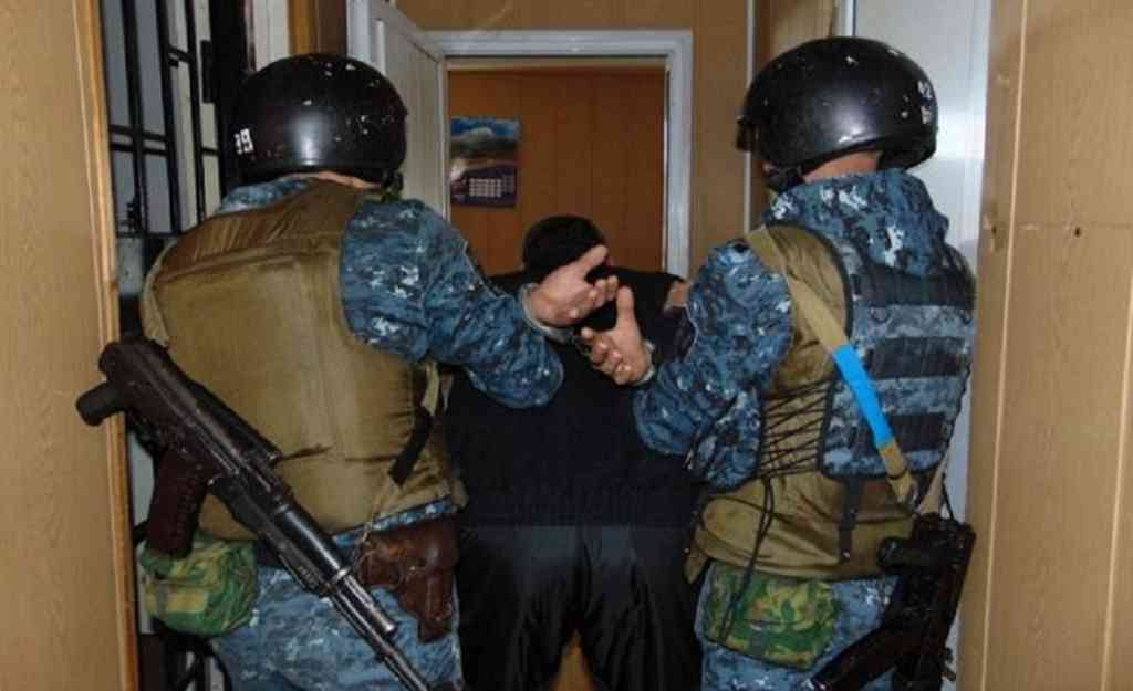 Росгвардия ликвидировала наюге страны готовивших теракты боевиков