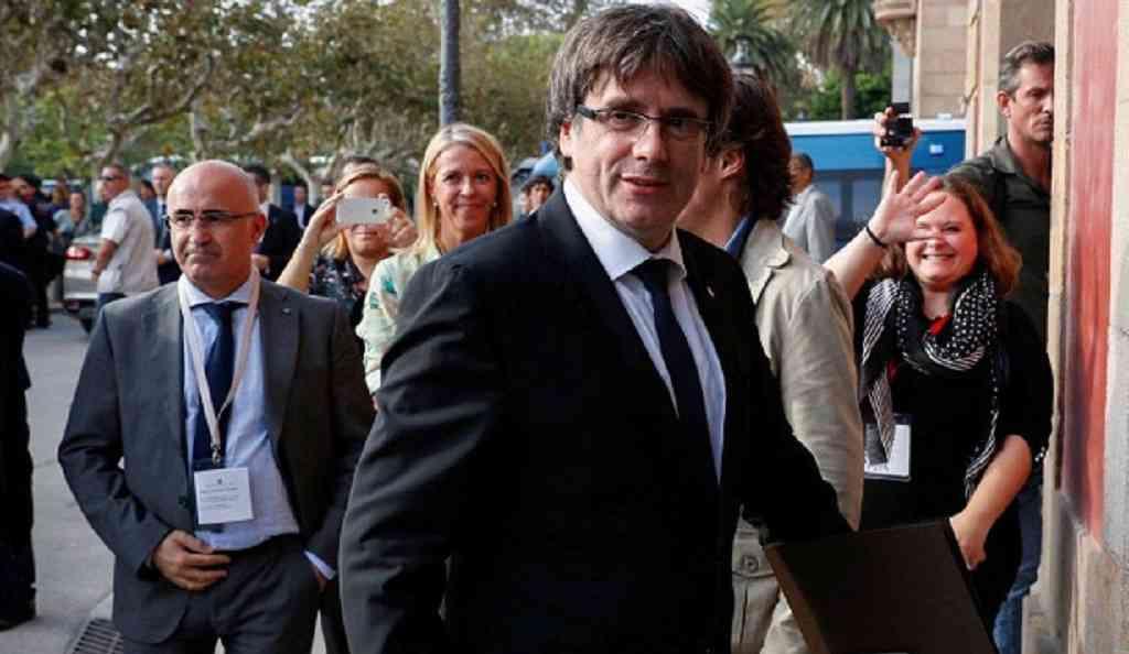Пучдемон будет находиться вБельгии довыборов вКаталонии