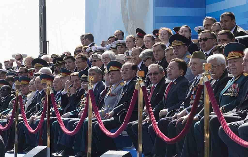 Российскую Федерацию «заставляют» вернуть Крым— «Битва» впредставительстве ООН
