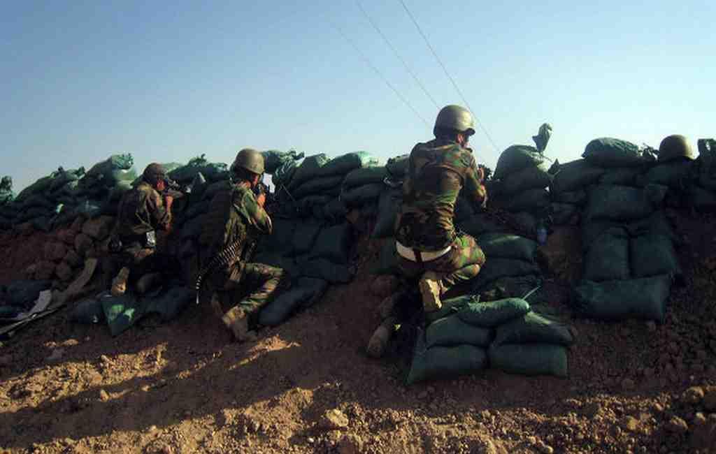 Армия сбоями вошла вЭль-Каим— последний оплотИГ вИраке