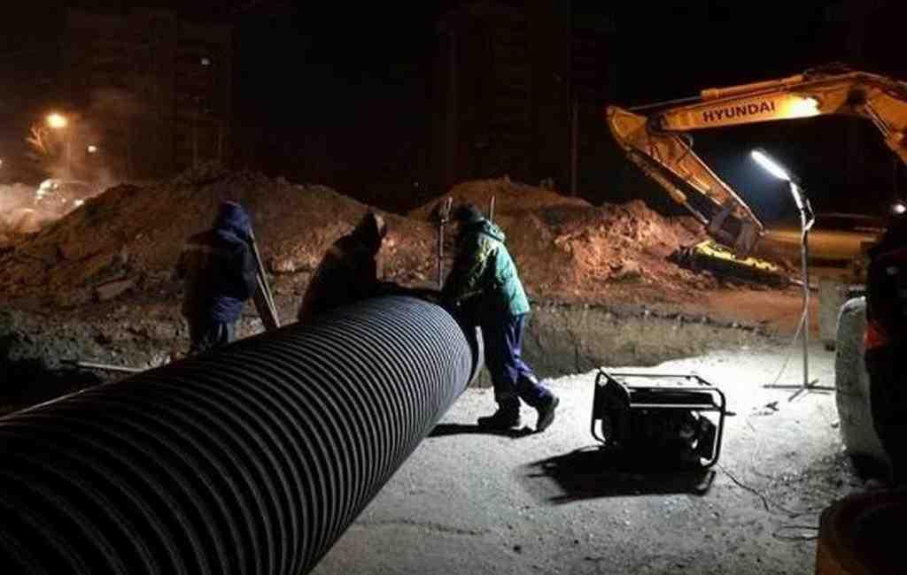 Впострадавшие при трагедии вУлан-Удэ дома подали воду