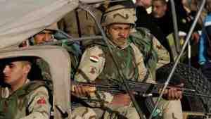 В Египте началась масштабная антитеррористическая операция