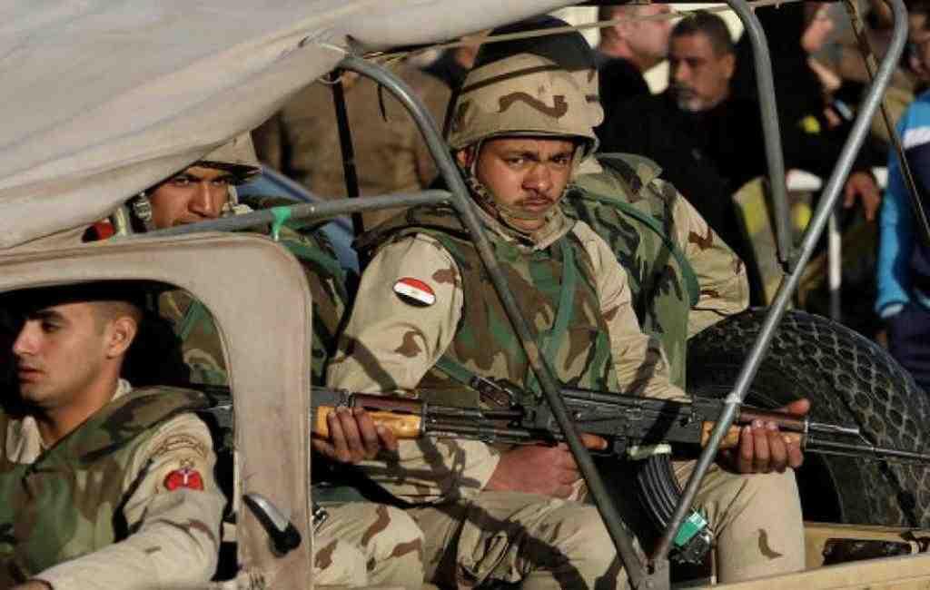 ВЕгипте началась масштабная антитеррористическая операция