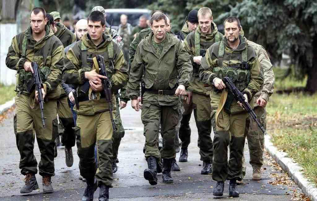 В «ЛНР» сообщили овозвращении Луганска вУкраину