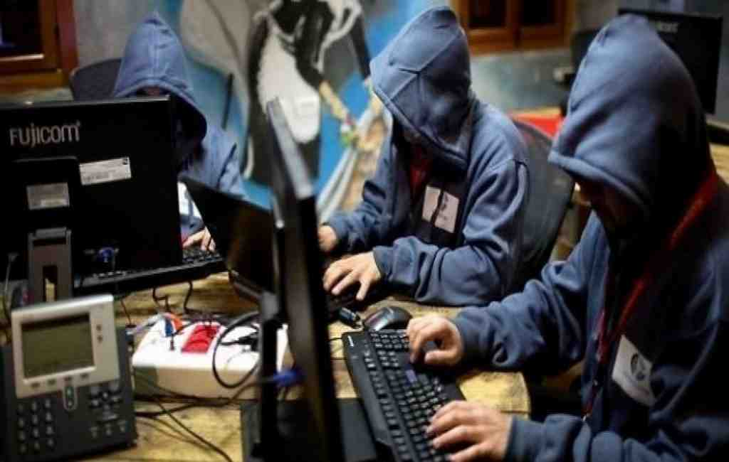кража из банка хакерами решил