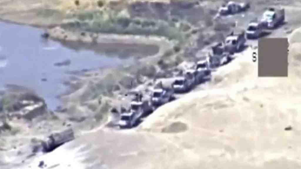 Пентагон опроверг обвинения МинобороныРФ вподдержке ИГИЛ