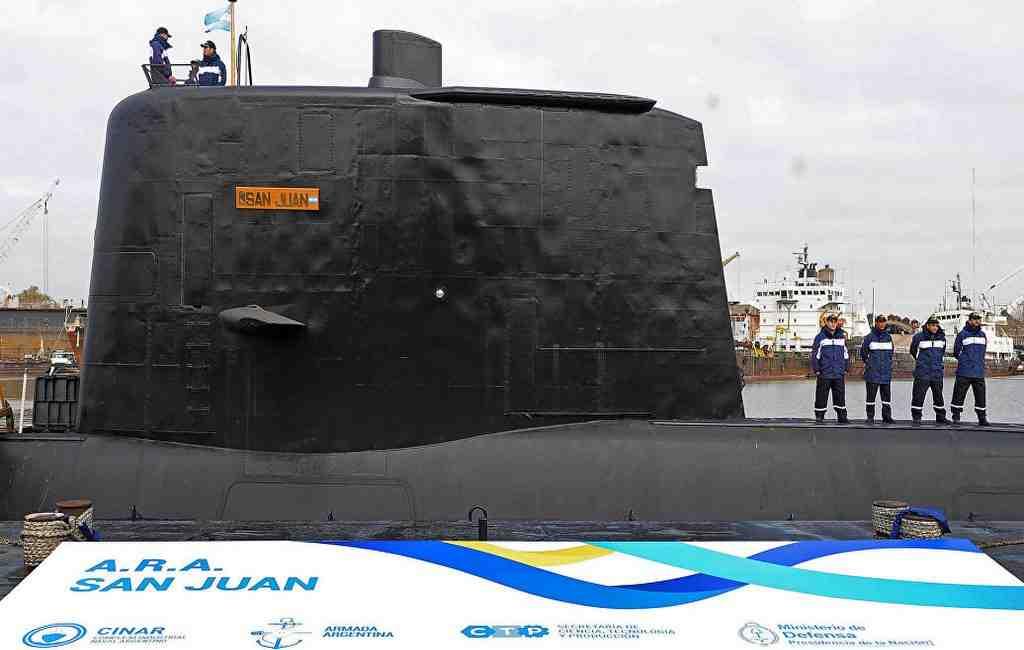 Вотставку ушел руководитель базы ВМС Аргентины из-за инцидента сподводной лодкой