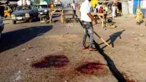 В Нигерии прогремел взрыв