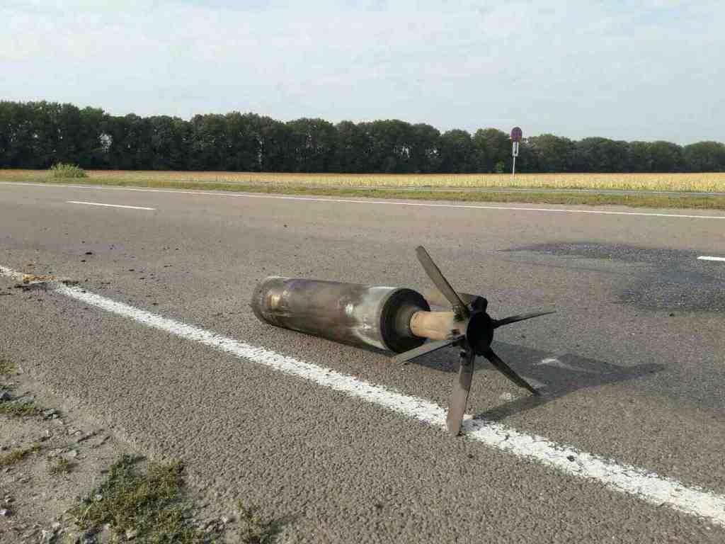 Пиротехники обследовали 10-километровую зону около  Калиновки— Взрывы наартскладах