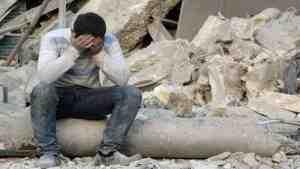 В Хомсе боевики обстреляли мельницу