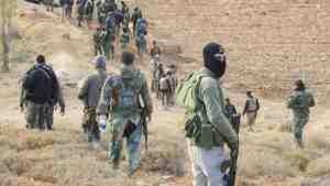 Сирия. Оперативная лента военных событий 24.11.2017
