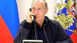 Путин провел переговоры с Нетаньяху