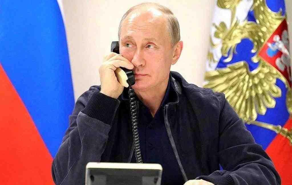 Путин провел переговоры сБиньямином Нетаньяху