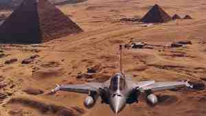 ВВС Египта нанесли авиаудар по террористам напавшим на мечеть