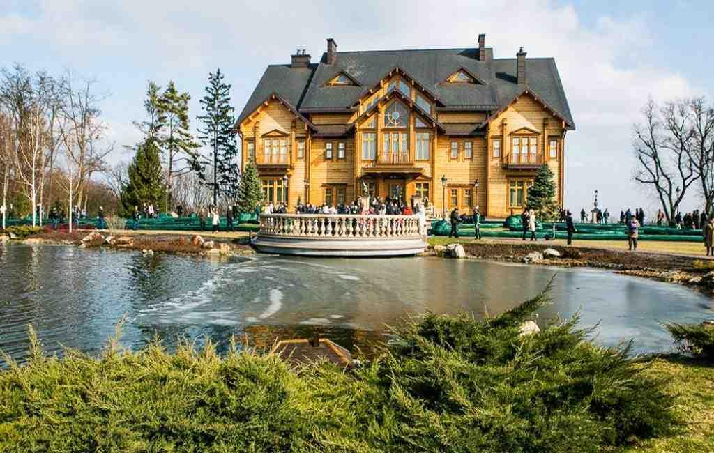 Суд вернул бывшую резиденцию Януковича «Межигорье» всобственность Украины